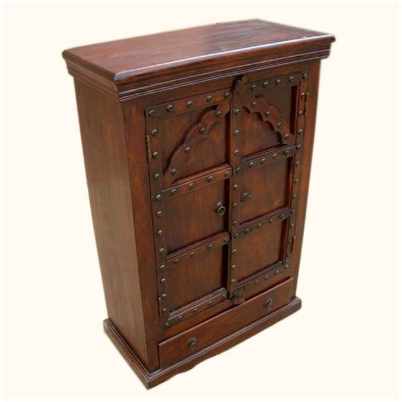 Kitchen Cabinet Solid Wood: Teaneck Solid Wood Single Drawer Kitchen Storage Cabinet