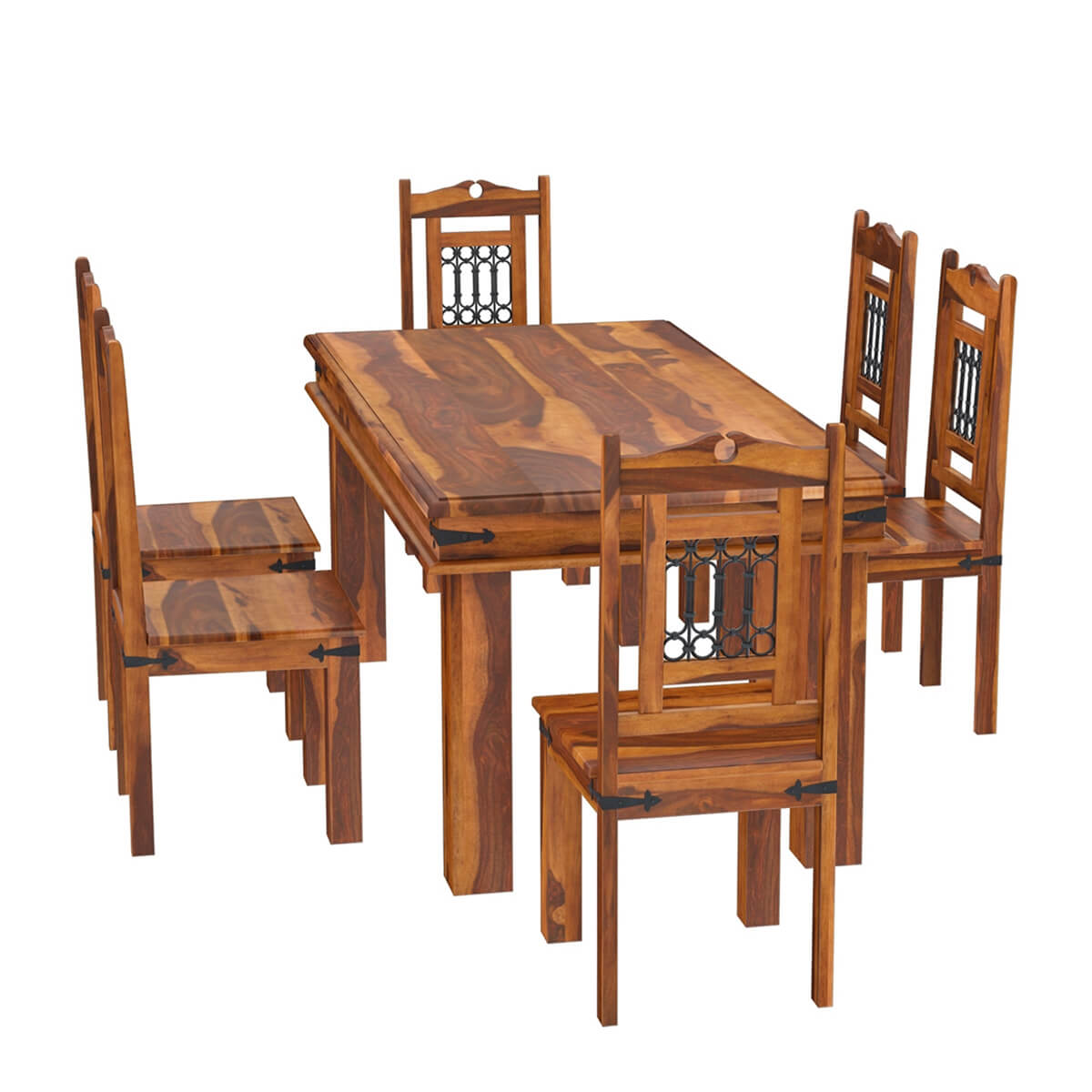 Philadelphia Classic 7pc Transitional Dining Room Table  : 20293 from www.sierralivingconcepts.com size 1200 x 1200 jpeg 279kB