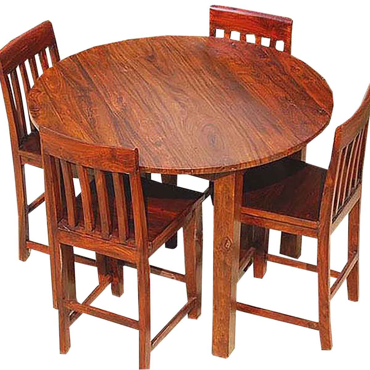 sierra nevada 5 pc pub table bar dining room table and chair set. Black Bedroom Furniture Sets. Home Design Ideas