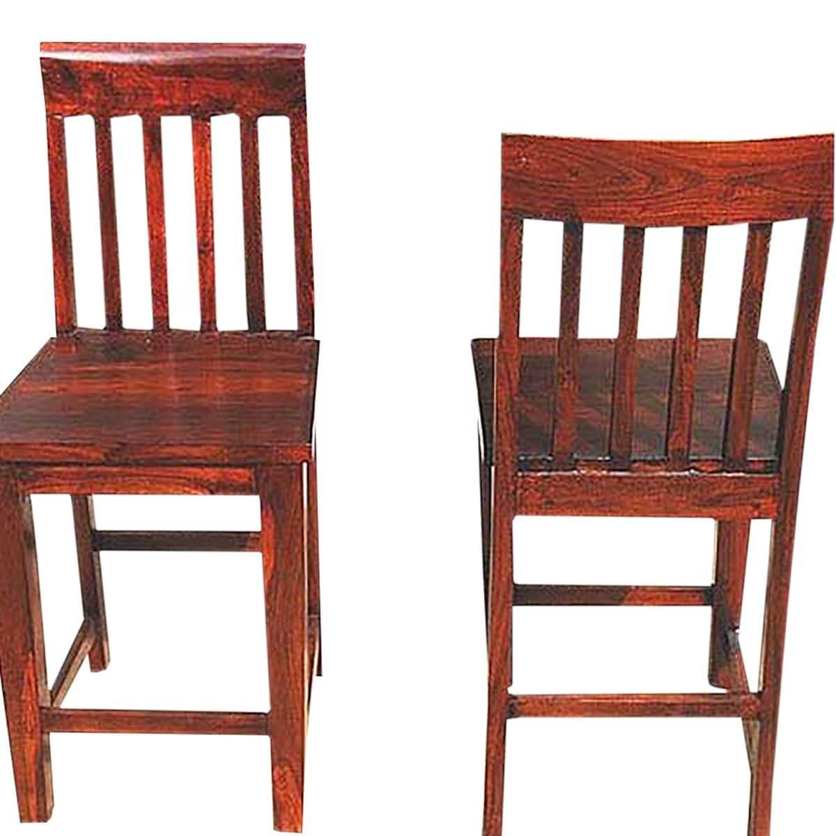 pub dining room table sets | Sierra Nevada 5 pc Pub Table Bar Dining Room Table and ...