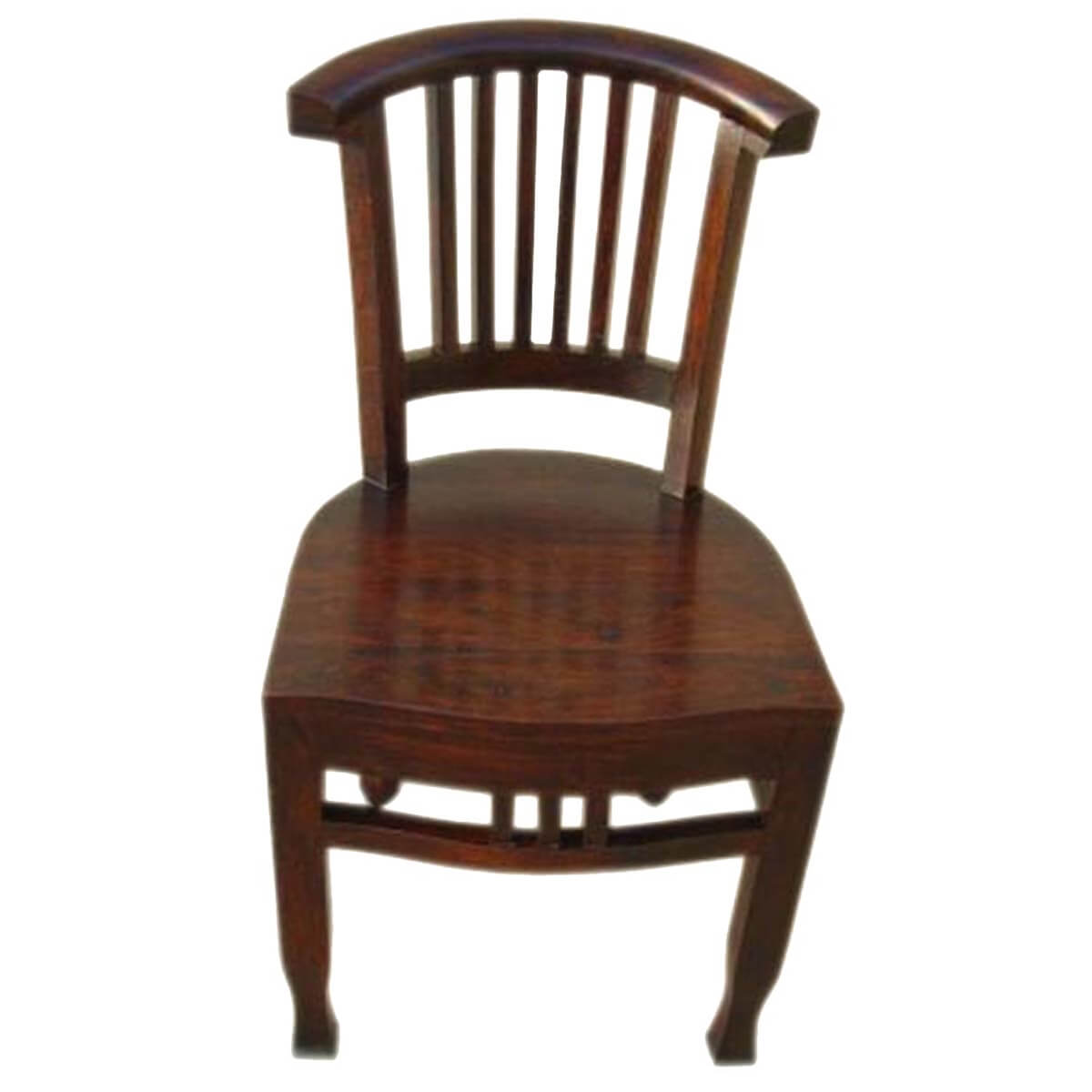 Solid Wood Modern Dining Club Office Breakfast Chair