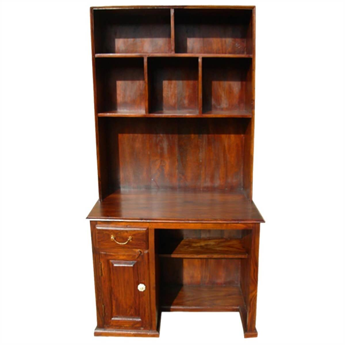 writing desk hutch Ashley furniture homestore has the perfect fit for your office with our l-shaped, large, and corner desks get your work done in style at an affordable price.