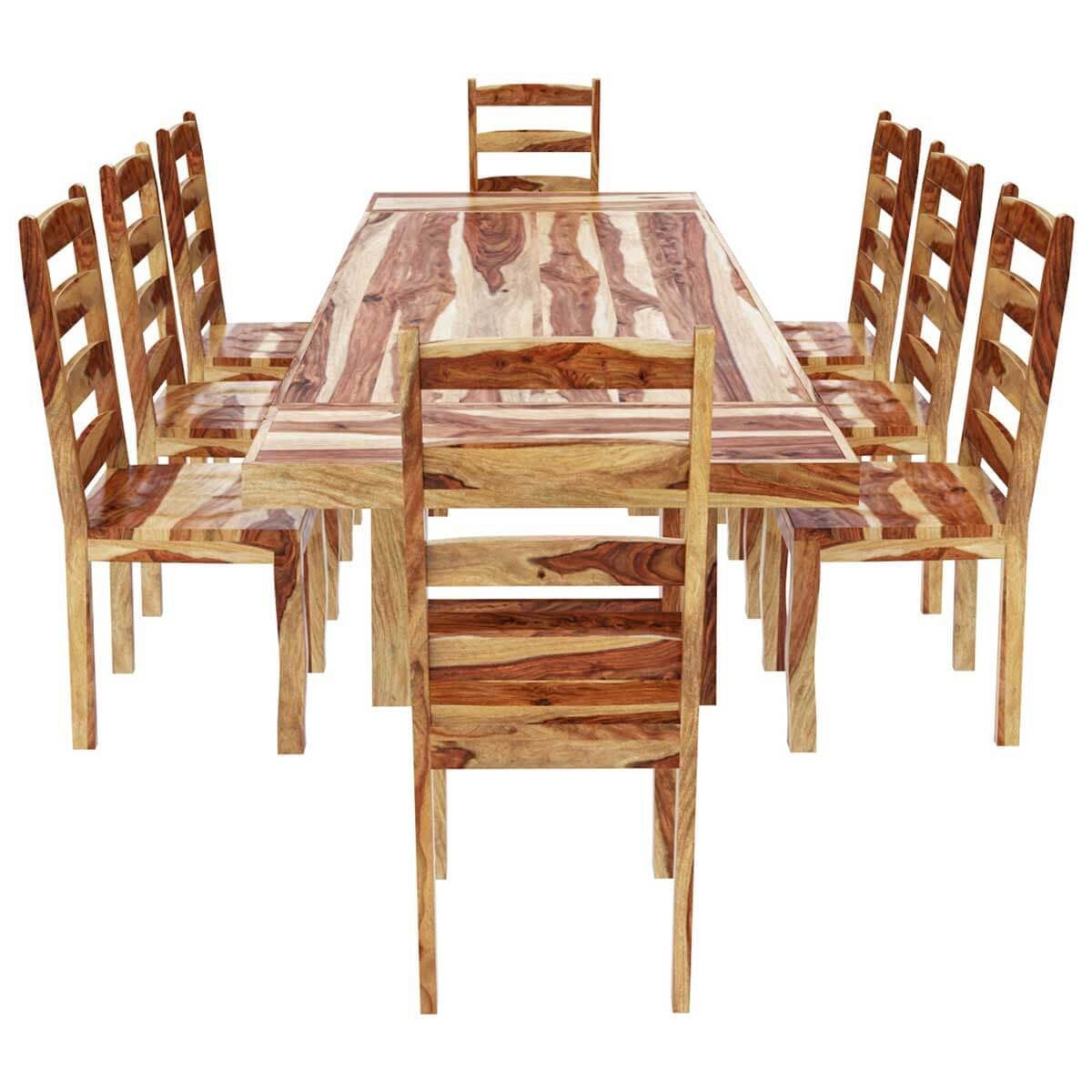 Bluffton Classic Solid Rosewood Extension Dining Table  : 26981 from www.sierralivingconcepts.com size 1200 x 1200 jpeg 97kB