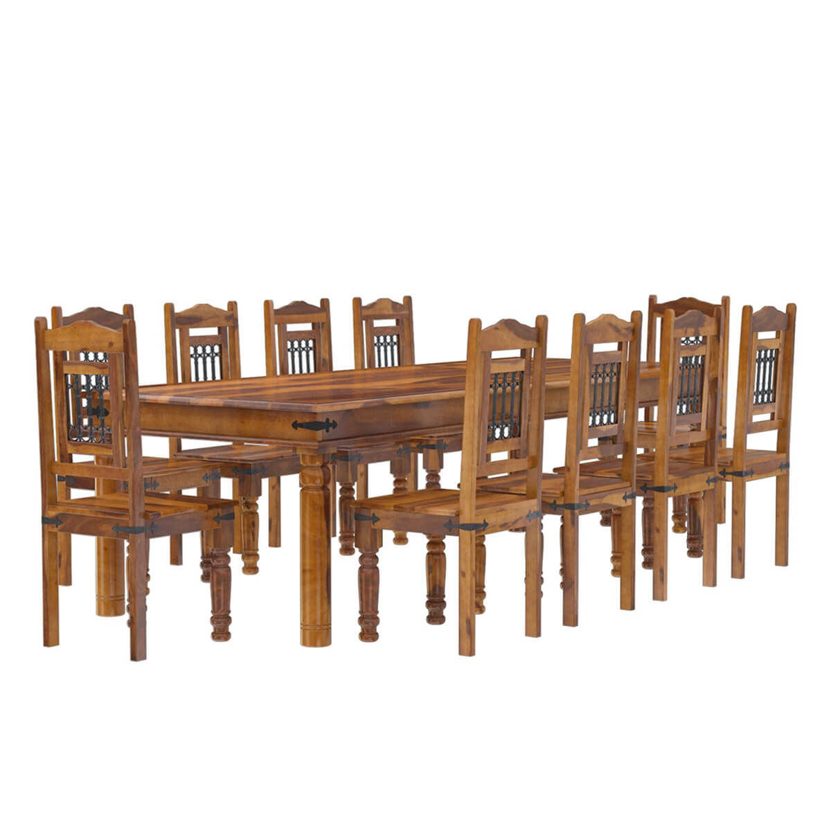 San Francisco Rustic Furniture Large Dining Room Table  : 27044 from www.sierralivingconcepts.com size 1200 x 1200 jpeg 366kB