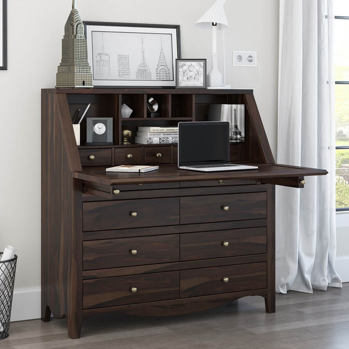 Secretary Desk Desk Design Ideas