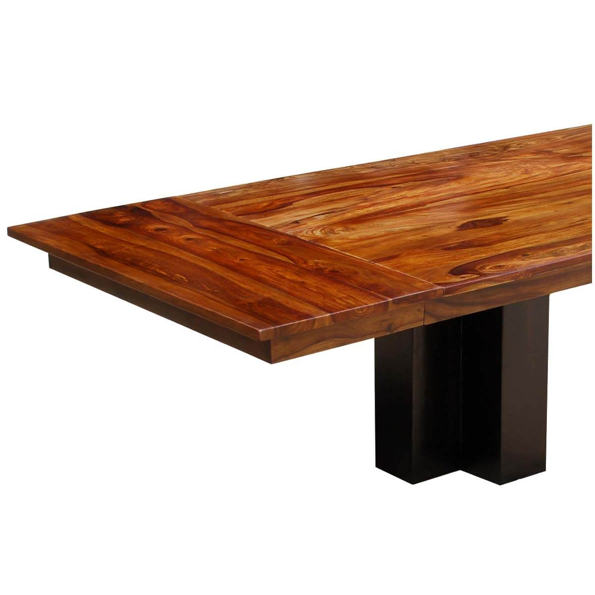 Sutton Wood Double Pedestal Large Conference Table W