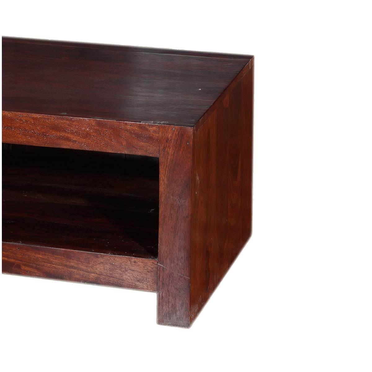 Santa fe easy solid wood single shelf tv cabinet coffee table santa fe easy indian rosewood single shelf tv cabinet coffee table geotapseo Choice Image