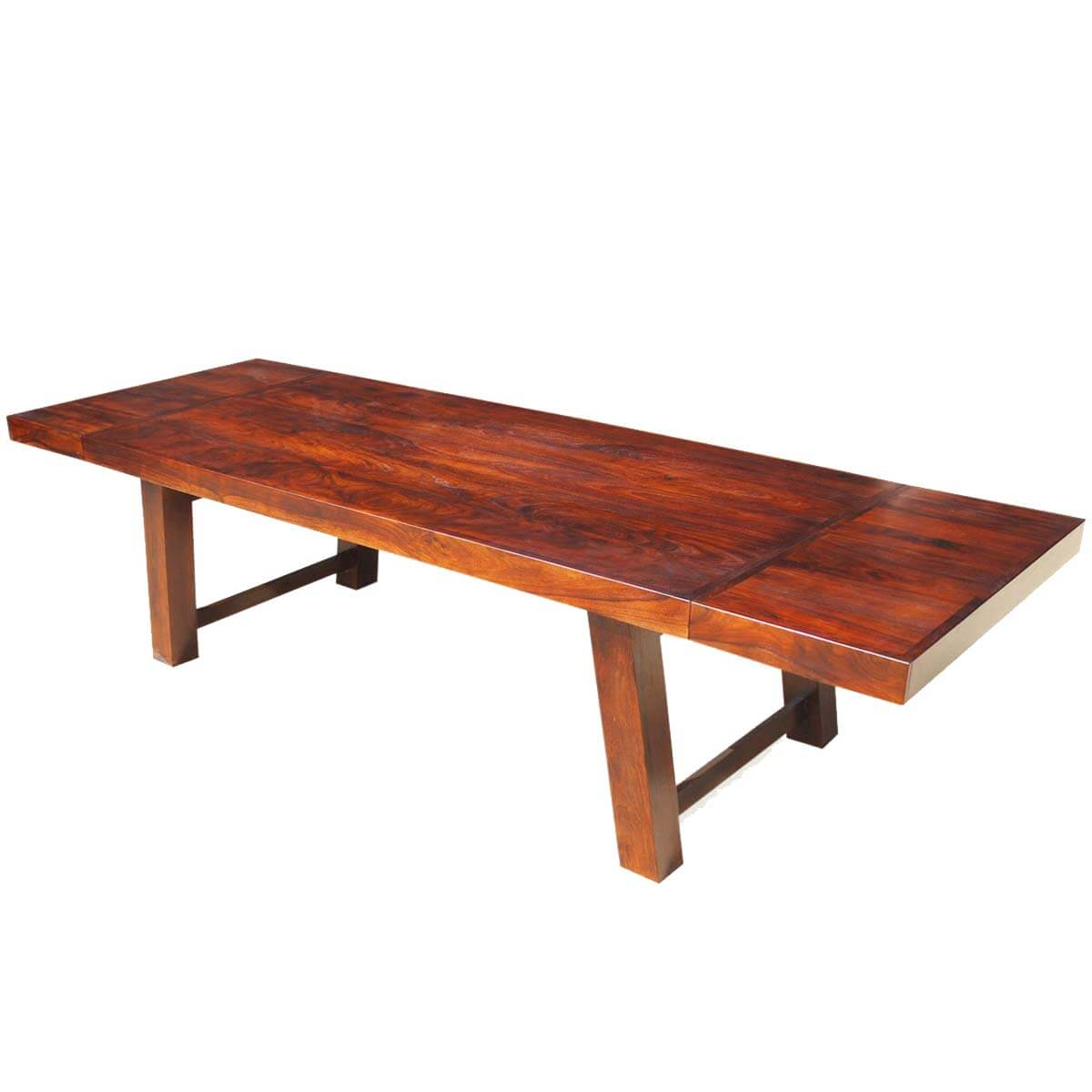 Solid Wood Extension Dining Table Gallery Ideas