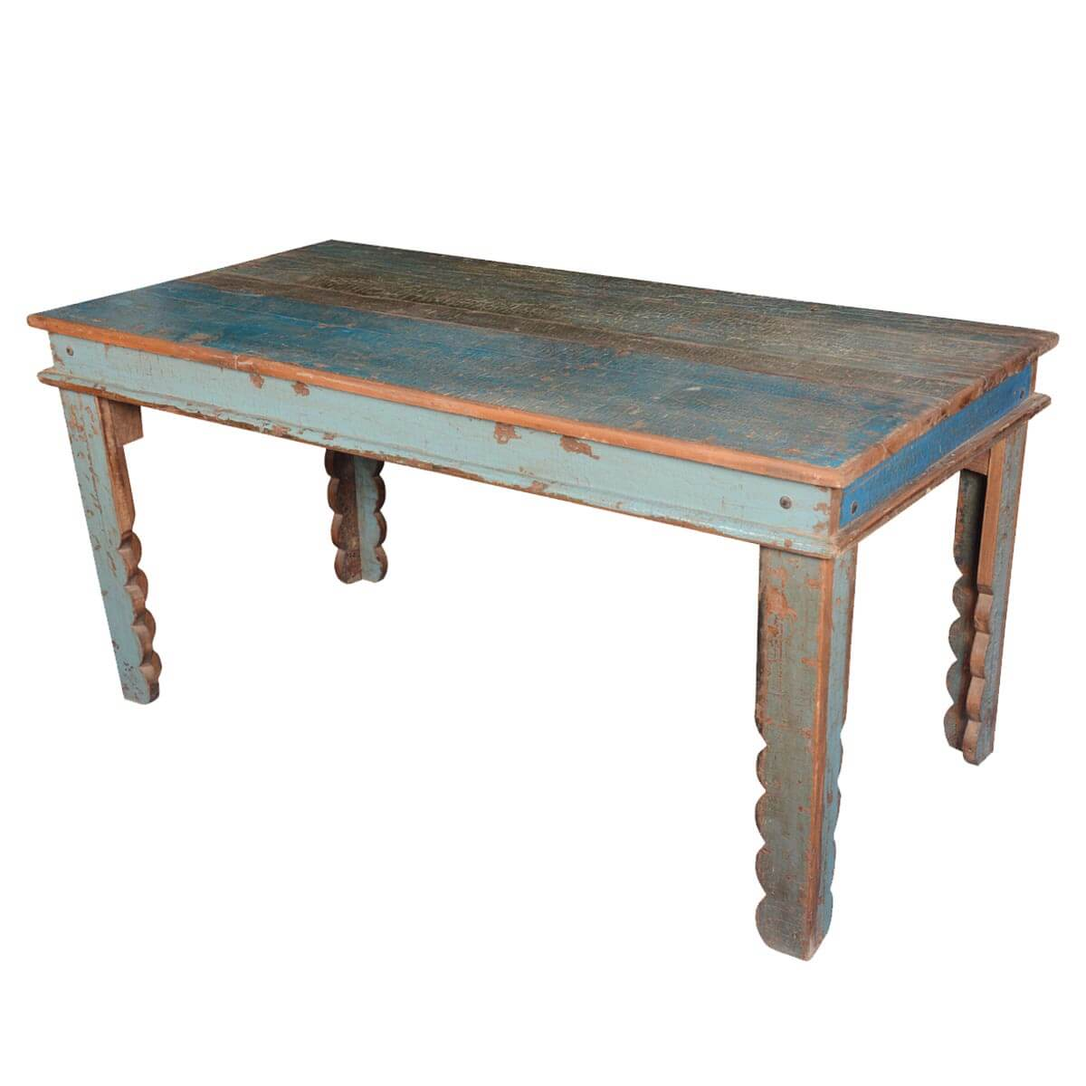 Farmhouse Kitchen Table Rectangle