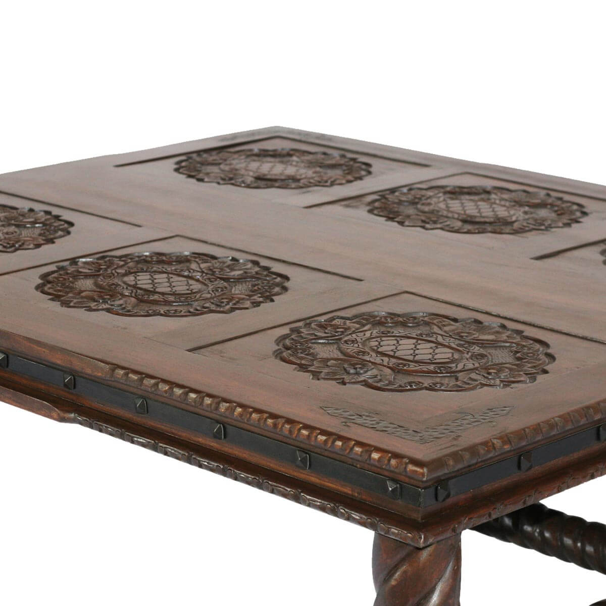 game of thrones solid wood coffee table. Black Bedroom Furniture Sets. Home Design Ideas