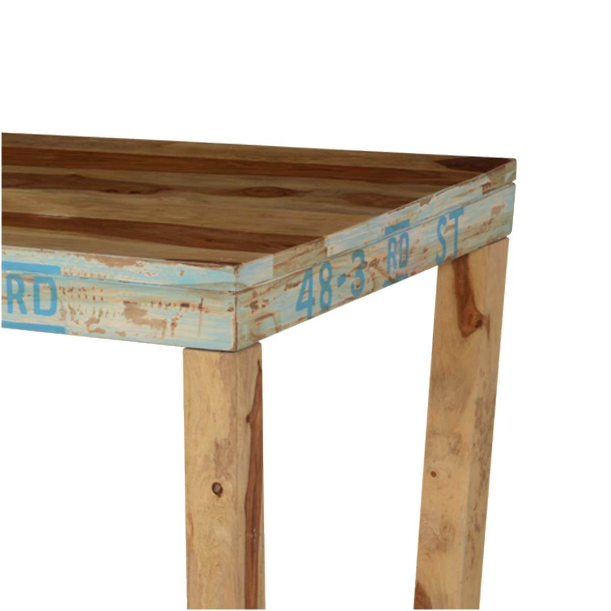 Natural Rustic Solid Wood Rectangular Dining Table : 74354 from www.sierralivingconcepts.com size 1200 x 1200 jpeg 78kB