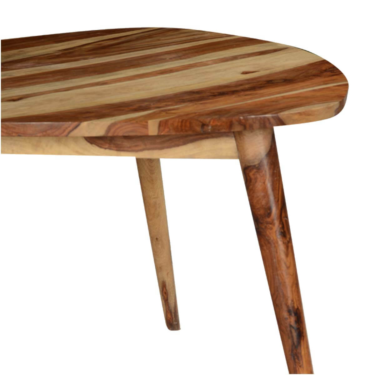 52 Triangular Solid Wood Dinette Dining Table : 74653 from www.sierralivingconcepts.com size 1200 x 1200 jpeg 84kB