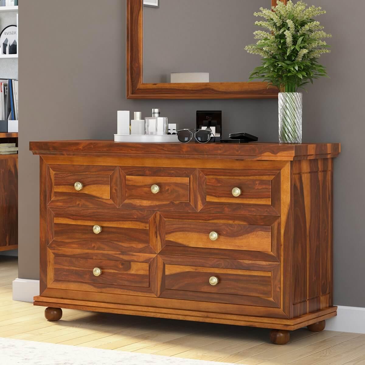 Bedroom Dressers Solid Wood Bestdressers 2019