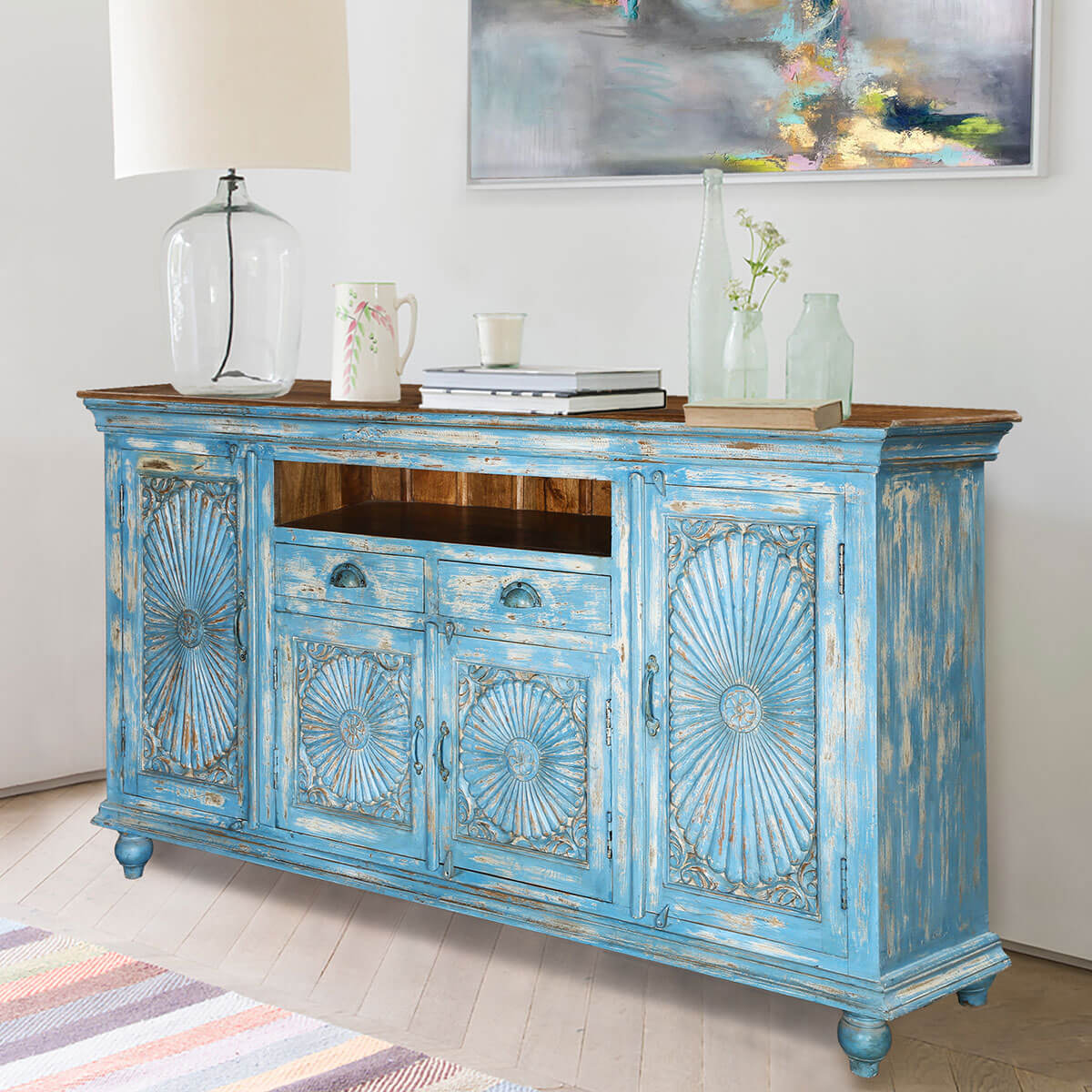 Rustic Buffets Sideboards