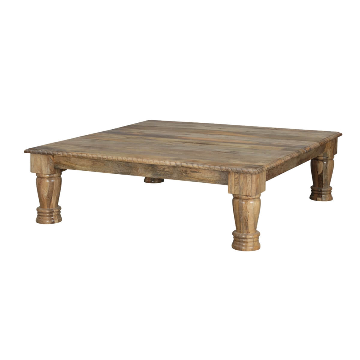 Manchester traditional handcrafted solid wood coffee table for Solid wood coffee table