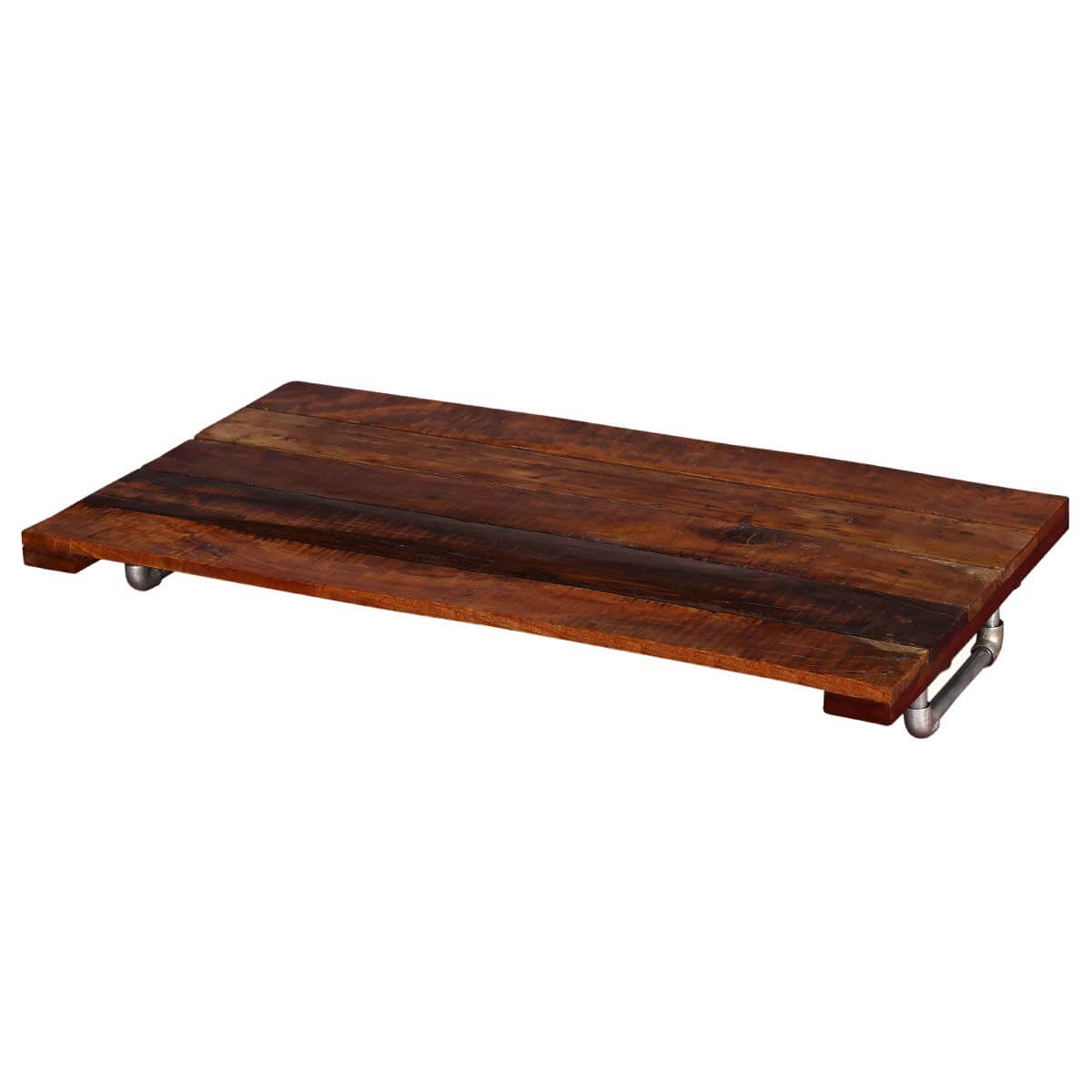 Japanese Sushi Hardwood Low Sitting Accent Coffee Table