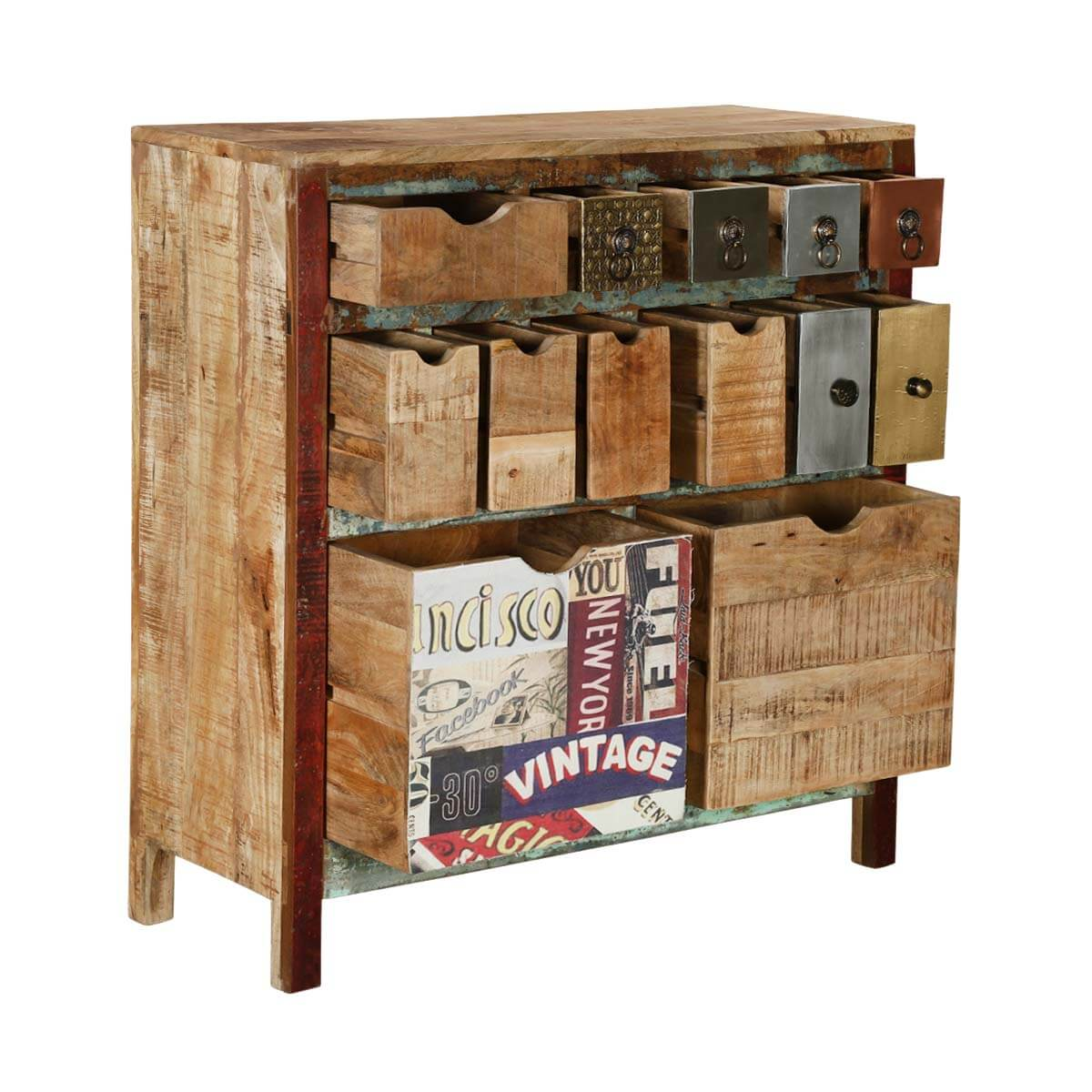 garringer grey wash carved wood dresser mecox gardens reclai