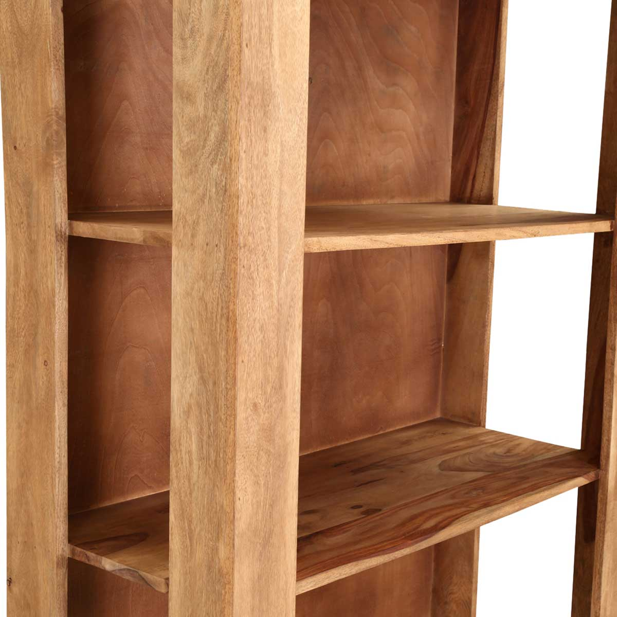 rustic simpson ben bookcase furniture photo pine product