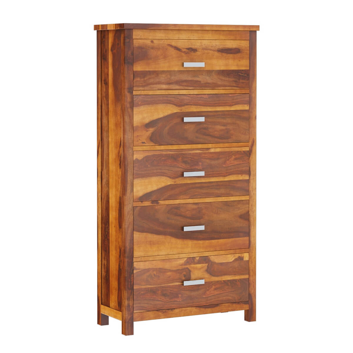 Flagstaff handcrafted solid wood drawer bedroom chest