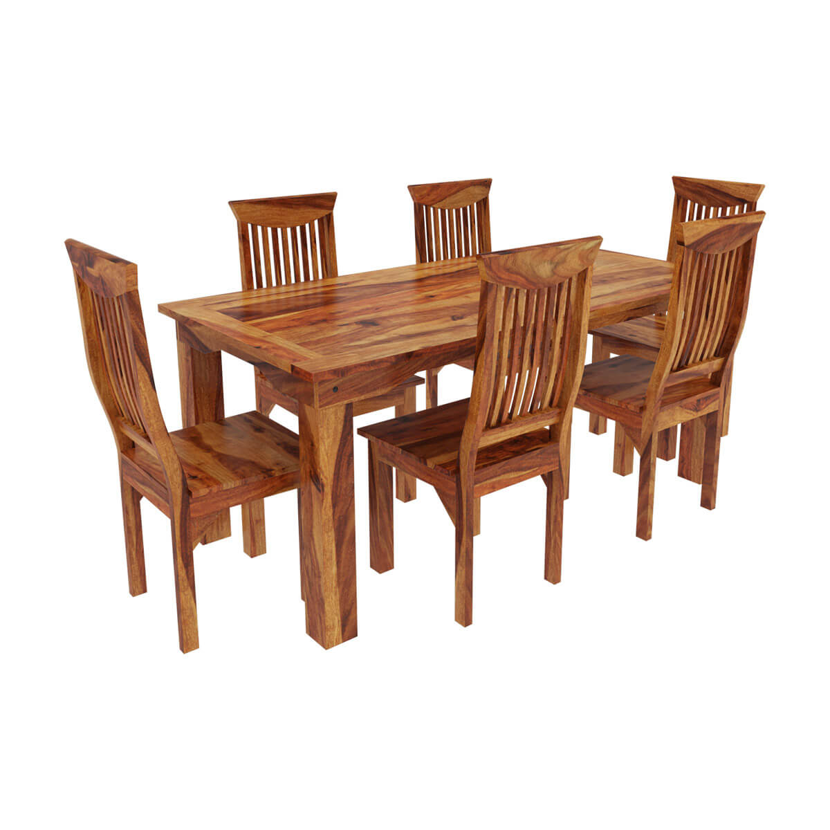 Idaho Modern 8 Piece Dining Room Set