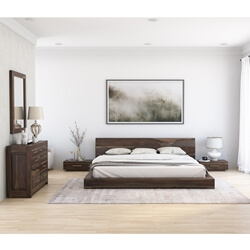 Sierra Nevada 6 Piece Bedroom Set